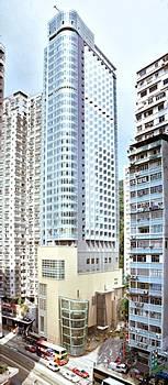 香港如心銅鑼灣海景飯店 L' hotel Causeway Bay Harbour View