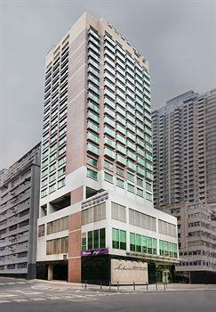 香港西九龍絲麗酒店  Silka West Kowloon Hotel
