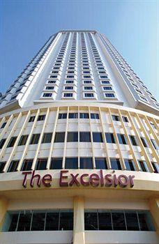 香港怡東酒店  The Excelsior Hong Kong