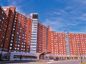 紐納姆塞內卡公寓及會議中心 Residence & Conference Centre - Toronto