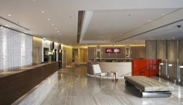 香港西環今旅酒店  Hotel Jen Hong Kong