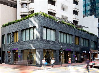 香港J Plus 精品酒店 J Plus Hotel by yoo