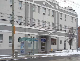 多倫多市區西部豪生飯店 Howard Johnson Inn Toronto Downtown West