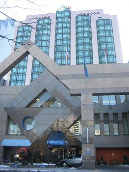 多倫多北約克諾富特飯店 Novotel Toronto North York