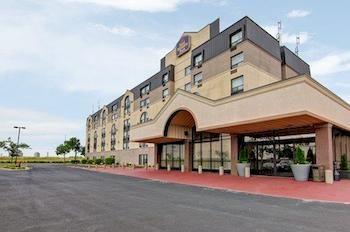 多倫多北約克旅遊賓館 Best Western Plus Toronto North York Hotel & Suites