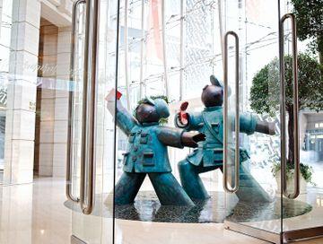 香港康得思酒店 CORDIS HONG KONG AT LANGHAM PLACE(原:香港旺角朗豪酒店 )