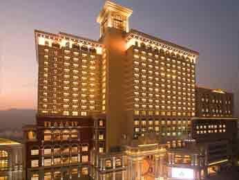 澳門十六浦索菲特大飯店  Sofitel Macau At Ponte 16