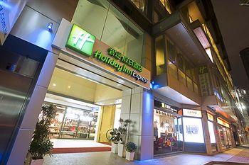 香港銅鑼灣智選假日酒店  Holiday Inn Express Causeway Bay Hong Kong