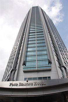 上海四季酒店 Four Seasons Hotel Shanghai