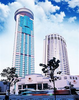 上海東錦江希爾頓逸林酒店 DoubleTree by Hilton Hotel Shanghai - Pudong