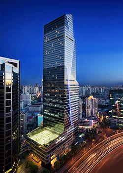 上海龍之夢大酒店 The Longemont Hotel Shanghai