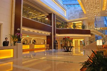 上海復旦皇冠假日酒店 Crowne Plaza Shanghai Fudan