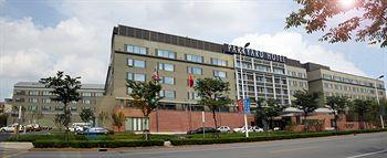 上海博雅酒店 Parkyard Hotel Shanghai