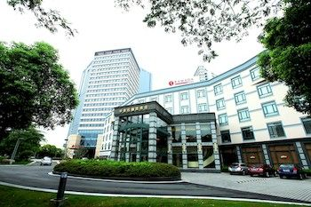 上海新園華美達廣場酒店 Ramada Plaza Shanghai Caohejing