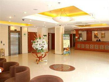 格林豪泰上海大柏樹店 GreenTree Inn Shanghai Dabaishu Hotel