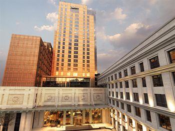 上海宏泉麗笙酒店 Radisson Blu Hotel Shanghai Hong Quan