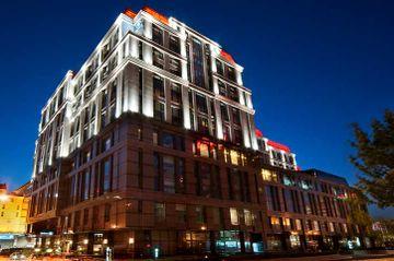 北京王府井希爾頓酒店 Hilton Beijing Wangfujing