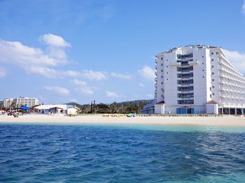沖繩喜來登聖瑪麗娜渡假村 Sheraton OKINAWA SUNMARINA RESORT
