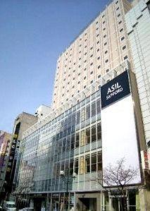 札幌市中央區路線飯店 Hotel Route-Inn Sapporo Chuo
