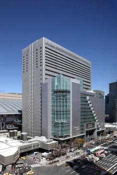 大阪格蘭比亞飯店 Hotel Granvia Osaka