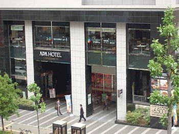 大阪肥後橋驛前 APA 飯店 APA Hotel Osaka-Higobashi-Ekimae