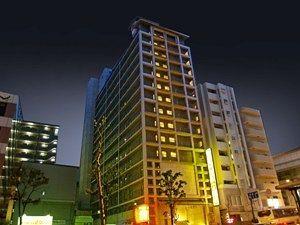 大阪天然溫泉都市超級飯店 Natural Hot Springs Spa Hotel Hananoi Osaka