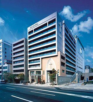 大阪路德飯店 Hotel the Lutheran
