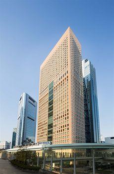 東京汐留皇家花園飯店 Royal Park Hotel Shiodome Tokyo