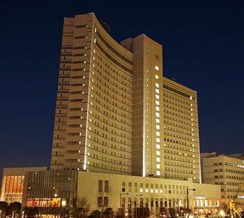 東京御台場東京灣有明華盛頓飯店 Tokyo Bay Ariake Washington Hotel