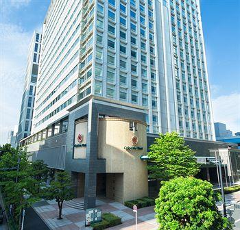 東京濱松町天宇飯店 Celestine Hotel