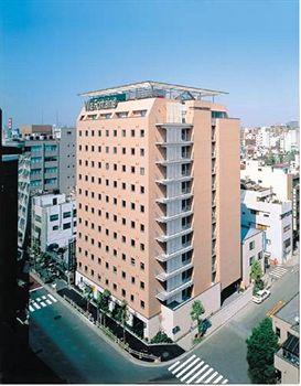 東京上野維拉噴泉飯店 Hotel Villa Fontaine UENO