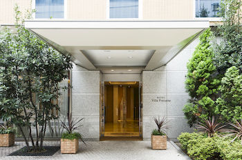 東京濱松方丹別墅飯店 Hotel Villa Fontaine HAMAMATSUCHO