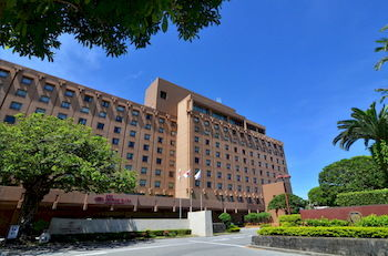 沖繩港景 ANA 皇冠假日飯店 Crowne Plaza ANA Okinawa Harborview