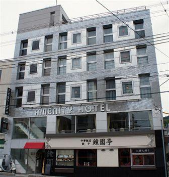 京都舒適飯店 Amenity Hotel Kyoto