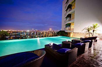 曼谷廊雙輝盛坊城市飯店 Urbana Langsuan Bangkok, Thailand