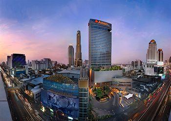 曼谷阿瑪瑞水門飯店及水療中心 Amari Watergate Bangkok