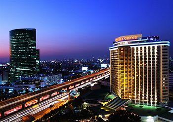 曼谷森塔拉拉甲優中央廣場飯店 Centara Grand at Central Plaza Ladprao Bangkok