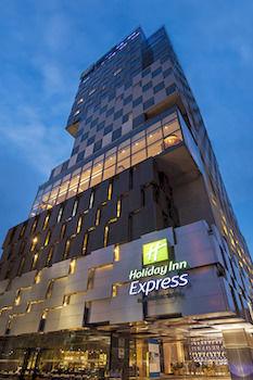 曼谷暹羅智選假日飯店 Holiday Inn Express Bangkok Siam