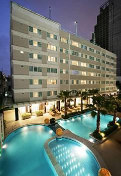 康帕斯飯店集團旗下素坤逸路傳統套房飯店 Legacy Suites Sukhumvit by Compass Hospitality