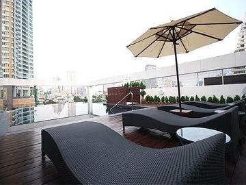 曼谷是隆愛逸飯店 I Residence Hotel Silom