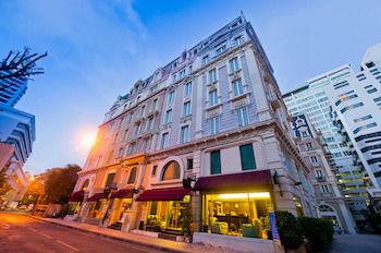 曼谷騎士飯店 Kingston Suites Bangkok