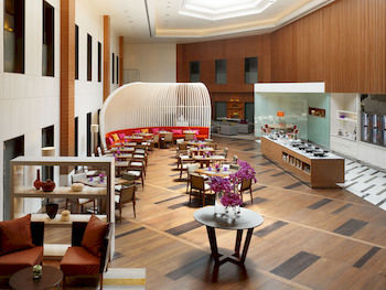 曼谷泛太平洋飯店 Crowne Plaza Bangkok Lumpini Park