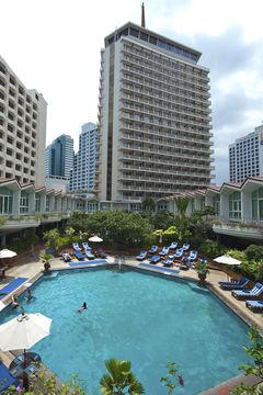 曼谷杜斯特塔尼飯店 Dusit Thani Bangkok