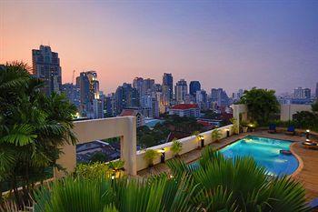 曼谷美爵阿索克住宅飯店 Grand Mercure Bangkok Asoke Residence