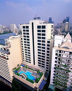 伯賴爾曼谷飯店 BelAire Bangkok