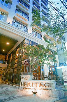 曼谷暹羅傳統精品套房飯店 The Siam Heritage Boutique Suites