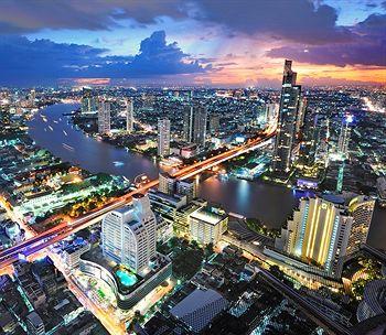曼谷是隆中央飯店 Centre Point Silom
