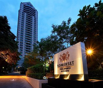 曼谷薩默塞特蘇安普盧公園飯店 Somerset Park Suanplu Bangkok