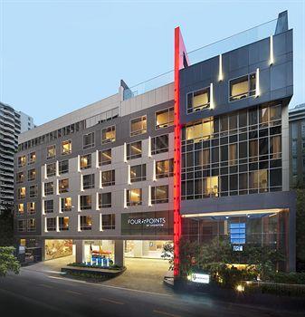 曼谷素坤逸 15 福朋喜來登飯店 Four Points by Sheraton Bangkok, Sukhumvit 15