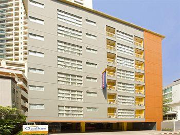 曼谷聲樂庭素坤逸 16 飯店 Citadines Sukhumvit 16 Bangkok